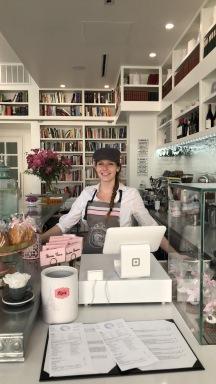 Charlotte Roberts, Shift Manager at Café Poêtes